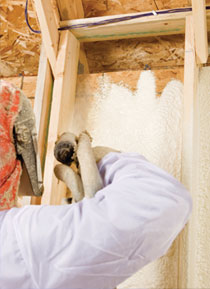 Memphis Spray Foam Insulation Services and Benefits